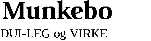 DUI – Munkebo